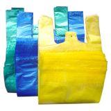 Atacado de sacolas plásticas coloridas no Jardim Santa Rita