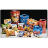 Bobinas de embalagem flexível para alimentos na Água Rasa