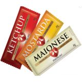 Compra de embalagem para ketchup na Vila Isolina Mazzei
