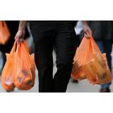 Cores de embalagem sustentável no Jardim Império