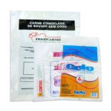 Distribuidor de embalagem plástica personalizada na Vila Santa Maria