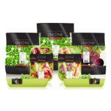 Distribuidor de embalagens cônicas para hortaliças no Alto da Mooca