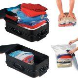 Embalagem a vácuo para viagem