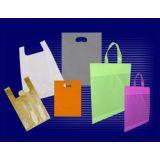 Embalagem colorida para sacola no Jardim Aurora