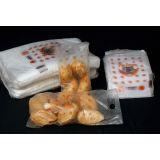 Embalagem de pão francês no Alto da Mooca