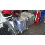 Embalagem filme para mala na Água Fria