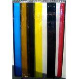 Embalagem flexível em pvc colorido na Cidade Patriarca