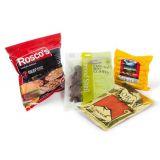 Embalagem laminada para alimento no Parque dos Príncipes
