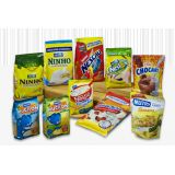 Embalagem laminada para indústria alimentícia no Jardim Barro Branco