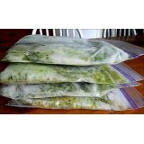 Embalagem para alimentos congelados no Jaraguá