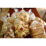 Embalagem para biscoito caseiro transparente no Jardim Lutfala