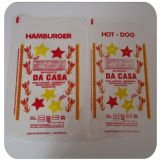 Embalagem para carne de hambúrguer na Vila Nova Tupi