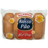 Embalagem para pão de hot dog impresso no Jardim Ricardo