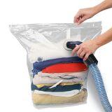 Embalagem plástica a vácuo para roupas na Cidade Jardim