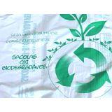 Embalagem plástica de amido de milho na Vila Borges