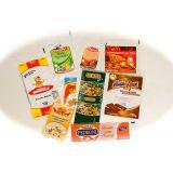 Embalagem plástica para alimentos no Jardim Araújo Almeida