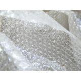 Embalagem plástico bolha na Cidade Jardim