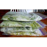 Embalagens alimentos congelados à venda no Jardim Maria Augusta