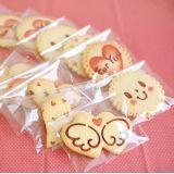 Embalagens artesanais de cookie caseiro no Jardim Hanna