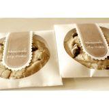 Embalagens artesanais para cookies na Vila Brito