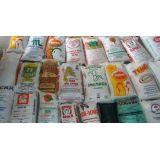 Embalagens de polipropileno no Jardim Lapena