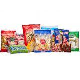 Embalagens descartáveis de alimentos na Vila Lourdes