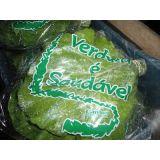 Embalagens flexíveis de verdura no Jardim Silveira