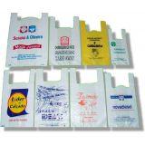 Embalagens industriais tipo sacola no Jardim Ibiratiba