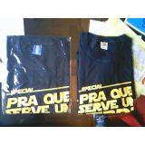 Embalagens para camisetas na Vila Amélia