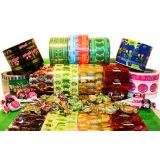 Embalagens para trufas na Vila Solear