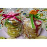 Embalagens personalizadas de biscoito caseiro na Vila Nova Mazzei