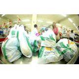 Embalagens plásticas biodegradáveis para supermercado na Vila Santa Clara