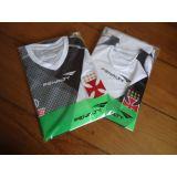 Embalagens plásticas para camiseta no Parque Cruzeiro do Sul
