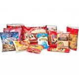Embalagens plásticas saco de alimento no Jardim Sabará