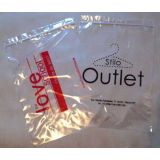 Embalagens plásticas sacos zip personalizado na Vila Arriete