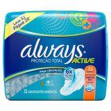 Embalagem de absorvente