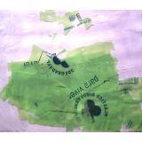 Formato de embalagens plásticas biodegradáveis na Vila Santo Estevão