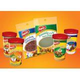 Fornecedor de embalagens para condimentos no Educandário