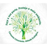 Modelo de embalagem sustentável no Parque Palmas do Tremembé
