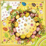 Personalização de embalagem para ovos de páscoa na Vila Libanesa