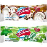 Plásticos de embalagens de sorvete na Vila Santista