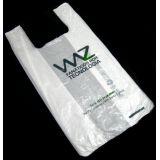 Sacola de embalagens biodegradáveis no Jardim Ivana