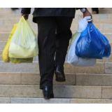 Venda de sacolas plásticas biodegradáveis na Vila Laura
