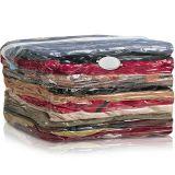 Embalagem a vácuo para roupas
