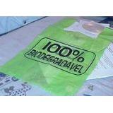 Vender sacos biodegradáveis na Vila Monte Alegre